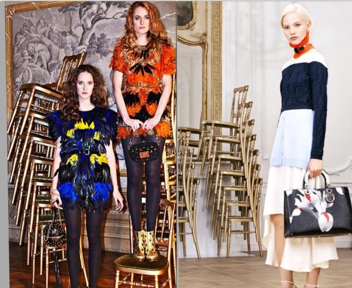 Dior kampánya kísértetiesen emlékeztet Abodi Dóráéra - minden-mas, ujdonsagok -