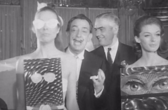 Fürdőruhákat is tervezett Salvador Dali - minden-mas, divat-tortenetek, ujdonsagok -