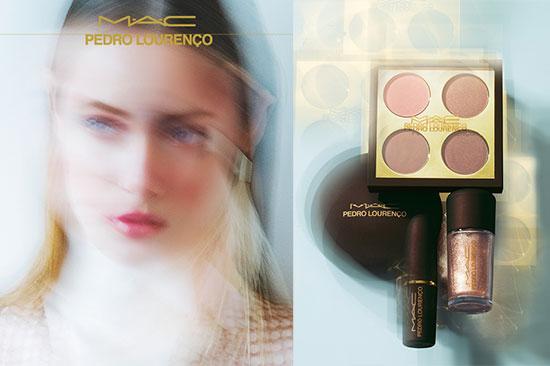 MAC Pedro Lourenco kollekció - smink-2, beauty-szepsegapolas -