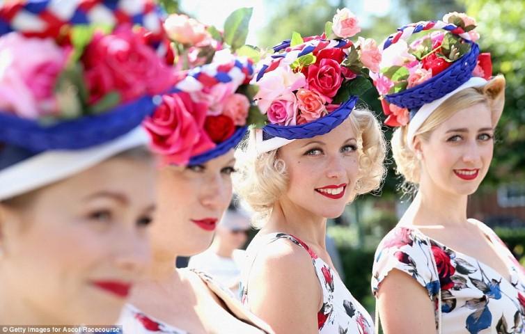 Az Ascot-i derby legizgalmasabb kalapjai - minden-mas, kalapok-2, ujdonsagok -