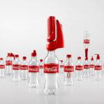 Coca Cola palackok új élete