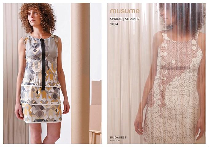 Musume- a geometria bűvöletében - tavaszi-es-nyari-divat, minden-mas, magyar-divat, ujdonsagok -