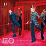 David Lynch filmjei ihlették Kenzo kampányát