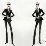 Karl Lagerfeldből Barbie baba lesz
