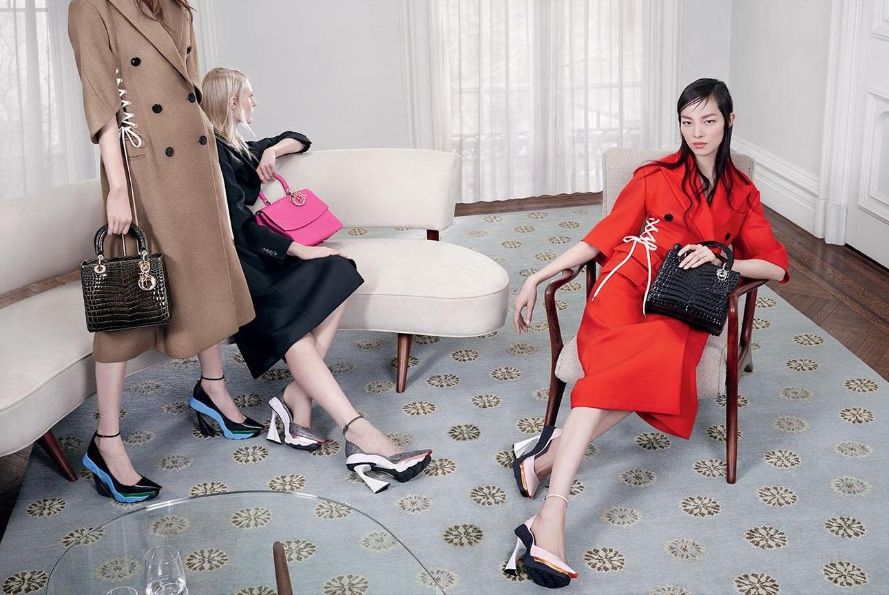 Dior Autumn-Winter 2014-15 Ready-to-Wear kampány - kampanyok, ujdonsagok -