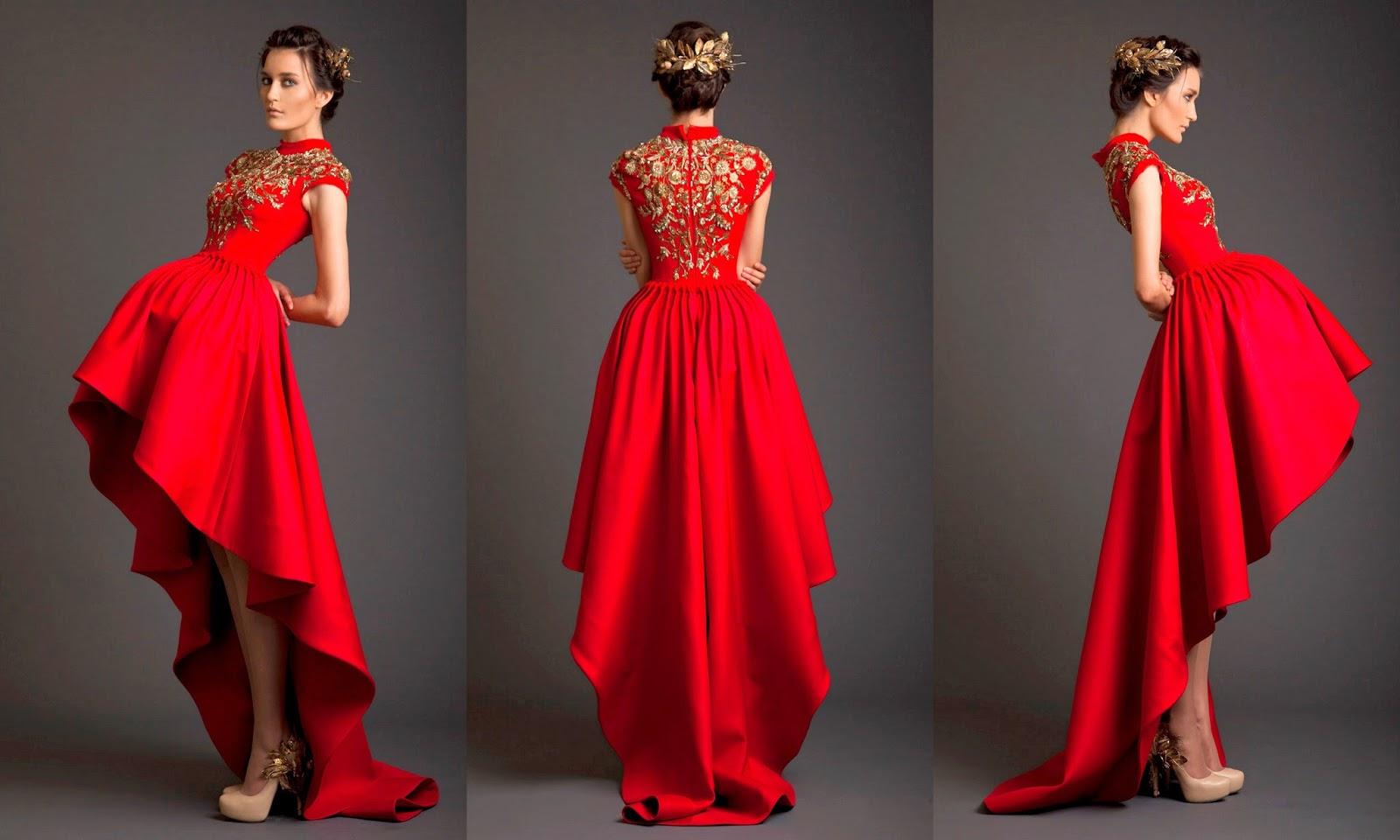 Örmény legenda inspirálta Krikor Jabotian esküvői ruháit - minden-mas, eskuvoi-ruha-2, ujdonsagok -