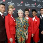 Elstartoltak Vivienne Westwood Virgin stewardessei
