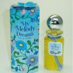Letűnt idők parfümjei: My Melody Dreams