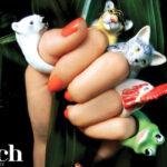 Porcelán macska gyűrűk, és egyéb állatfajták