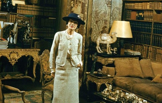 Így élt Coco Chanel - lakberendezes-otthon, artdesign -