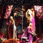 A londoni Selfridges kirakatában már karácsony van