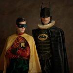 Újratervezett hősök flamand stílusban