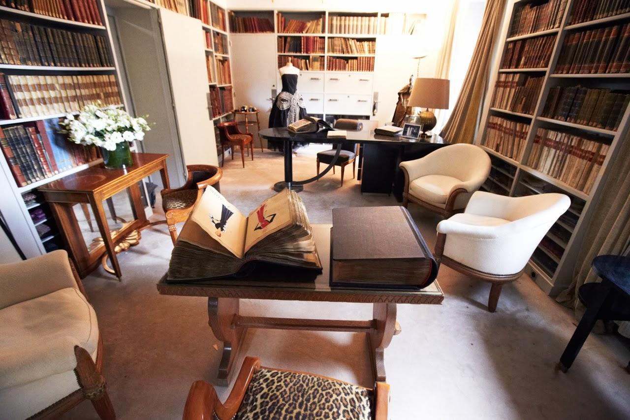 Bepillantás Jeanne Lanvin irodájába - minden-mas, lakberendezes-otthon, divat-tortenetek, ujdonsagok -