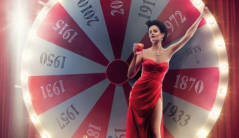 Campari naptár 2015 Eva Green főszereplésével - naptarak, artdesign -