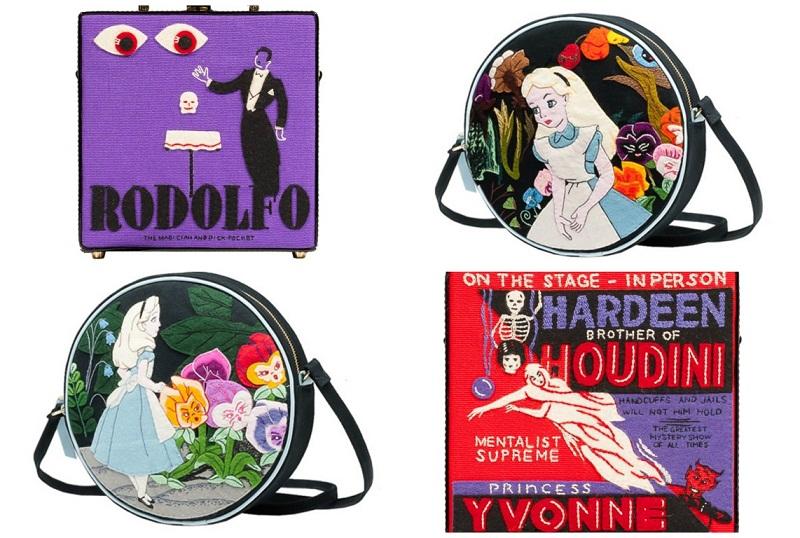 Olympia Le-Tan kollekcióit Disney és a mágusok inspirálták - taska-2, minden-mas, kiegeszitok-2 -