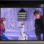 Itt a legváratlanabb Disney együttműködés: COMME des GARÇONS X Frozen