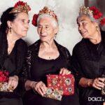 Menő mamikkal erősít a Dolce & Gabbana kampánya