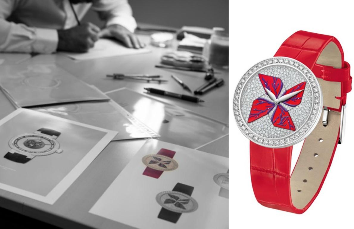 Levelek az órákon- Louis Vuitton 2015 - minden-mas, kiegeszitok-2, ekszer -