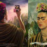 Világhírű portrék más szemszögből a Samsung kampányában