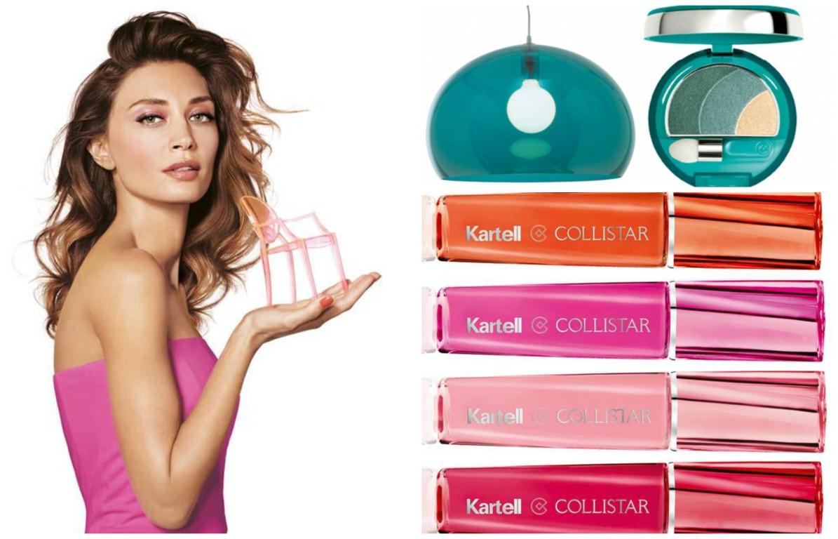 Design és smink: Collistar X Kartell - smink-2, minden-mas, beauty-szepsegapolas -