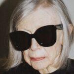 80 éves írónő a Céline 2015-ös kampányának modellje