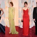 A 2015-ös Oscar gála legszebb ruhái