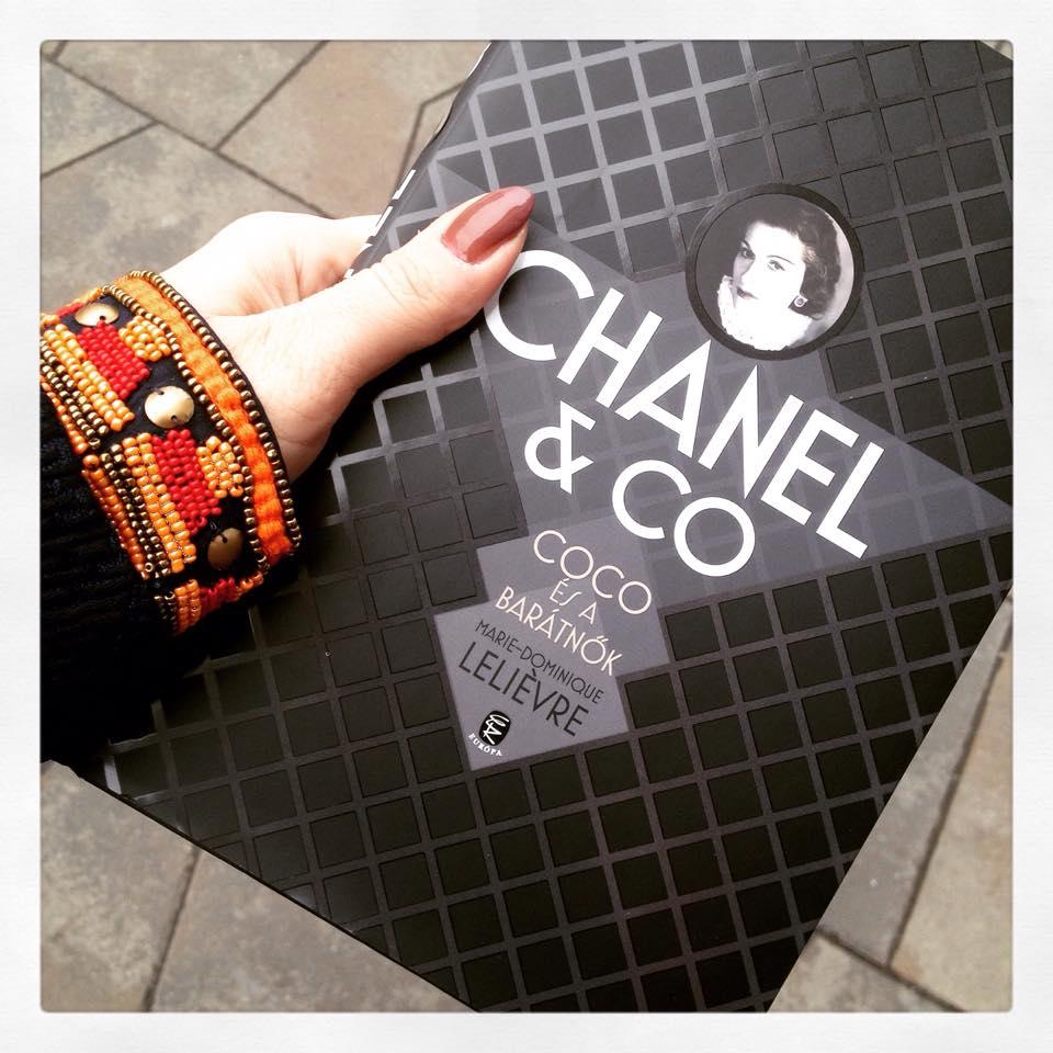 Könyvajánló- Chanel & Co. Coco és a barátnők - minden-mas, konyvajanlo-2, ajanlo -
