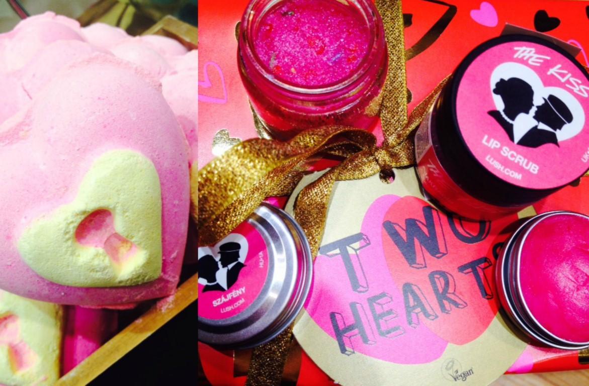 Valentin napi újdonságok a Lush-nál - furdozes, beauty-szepsegapolas -