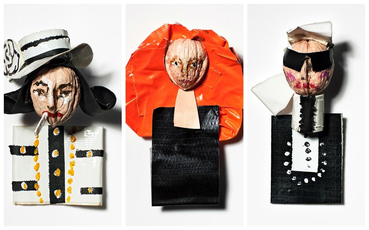 Fashion is Nuts- avagy fashionisták diósítva - minden-mas, design-2, artdesign -