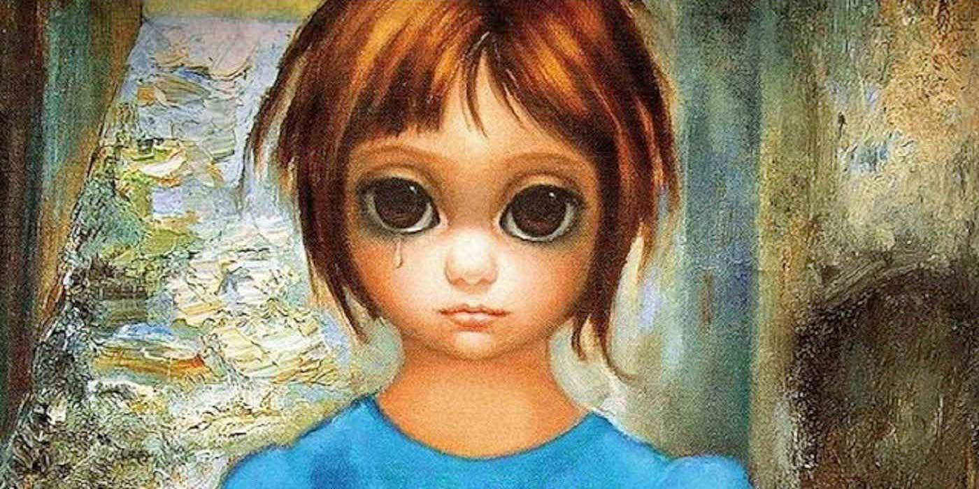 Nagy szemek - egy különös művészsors története Tim Burton rendezésében - minden-mas, ajanlo -