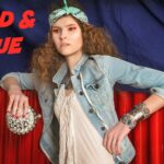 RED AND BLUE – editorial