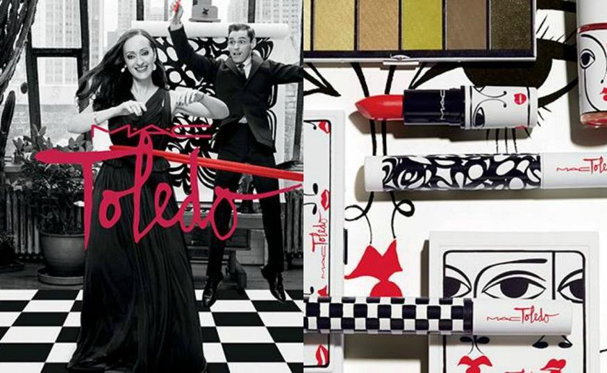 A világ legkreatívabb párja jegyzi a MAC új Toledo sminkkollekcióját - smink-2, minden-mas, beauty-szepsegapolas -