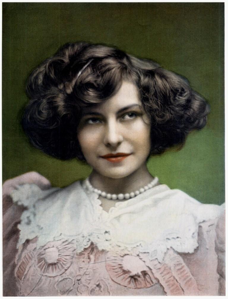 Polaire - aki Chanel példaképe volt - minden-mas, ikonok-es-divak, divat-tortenetek, ujdonsagok -