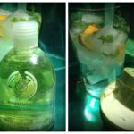 Virgin Mojito a The Body Shop mixereitől