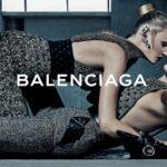 Kate Moss és Lara Stone a Balenciaga őszi kampányában