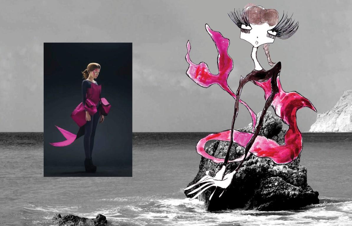 Bráz Noémi X Puskás Marcell - illusztracio, artdesign -