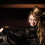 Down szindrómás lány lép a kifutóra a New York Fashion Week-en