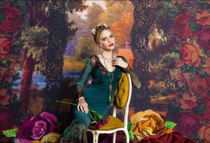 Titkos kertbe vezet Michal Negrin 2015/16-os kollekciója - oszi-es-teli-divat, ujdonsagok -
