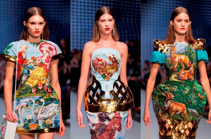 Ana Ljubinkovic mesevilága, avagy Kusturica feeling cukorkamázzal borítva - tavaszi-es-nyari-divat, fashion-week, central-european-fashion-week -