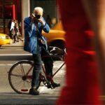 Bill Cunningham a világ első számú street style fotósa