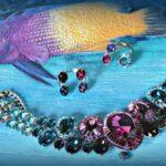A tengerek világa inspirálta a Swarovski 2016-os kollekcióját