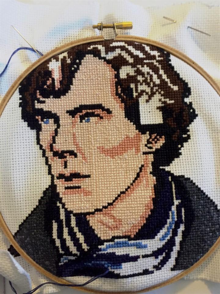 Hímezd ki Benedict-et ! - minden-mas, kreativ-csinald-magad, artdesign -