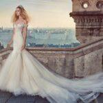 Budapesten fotózták Galia Lahav esküvői ruháit