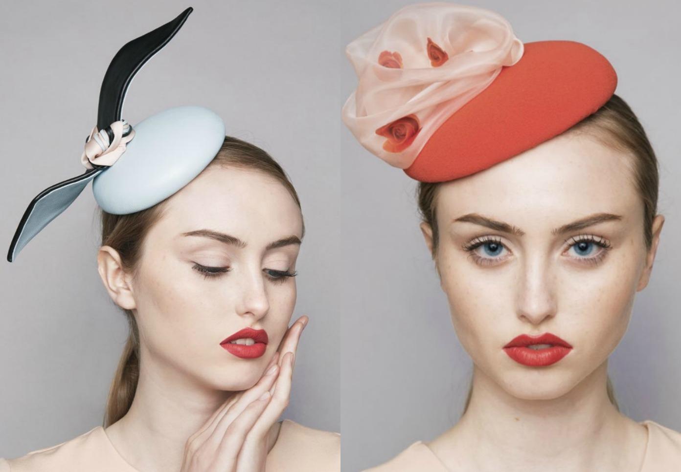 Az ötvenes évek dívái inspirálták Sophie Beale kalap kollekcióját - london-fashion-week, kiegeszitok-2, kalapok-2, fashion-week -