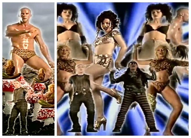 Magyar modellel szerepelt pályája elején Jason Statham a Shamen videoklipjében - minden-mas, divat-tortenetek, ujdonsagok -