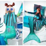 Katie Eary brit divattervezővel készített kollekciót az Ikea
