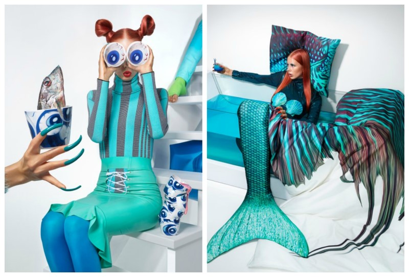Katie Eary brit divattervezővel készített kollekciót az Ikea - minden-mas, lakberendezes-otthon, artdesign -