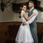 Menyasszonyi ruhák rockabilly stílusban Ticci-től