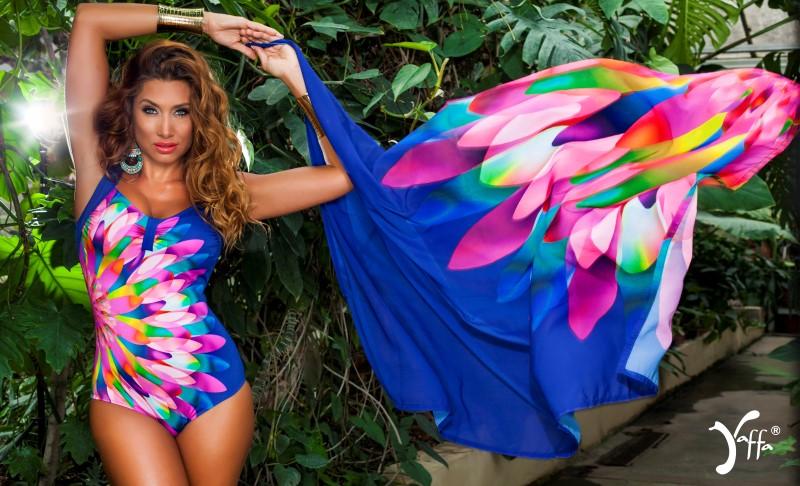 plussize nagyméret www.yaffaswimwear.com fürdőruha plussize nagy melltartó kosár egyrészes bikini