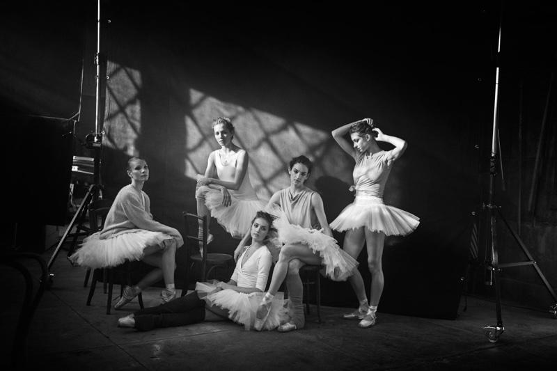 Peter Lindbergh fotózta a New York City Ballet kampányát - minden-mas, artdesign -